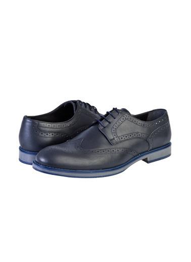 Kiğılı Klasik Ayakkabı Lacivert